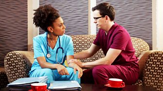 Holby City - Series 18: 19. All That Glitters