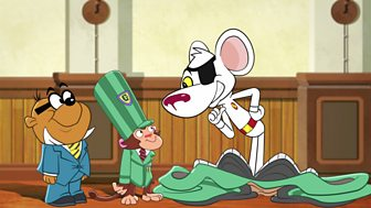 Danger Mouse - 17. The Inventor Preventer