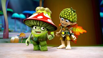 Tree Fu Tom - Series 5: 2. Ranger Tom And The Musha Rangers
