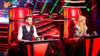 The Voice Uk - Series 5: 7. Blind Auditions 7