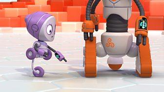 Spot Bots - 17. Don't Step On The Cracks