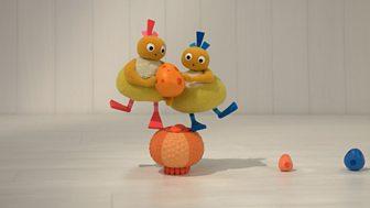 Twirlywoos - Series 2: 19. Balancing
