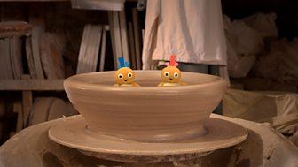 Twirlywoos - Series 2: 22. Spinning