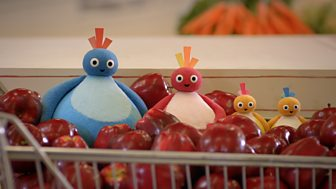 Twirlywoos - Series 2: 23. More And More
