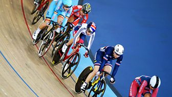 World Track Cycling Championships - 2016: 7. Day 5