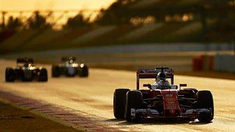 5 live Formula 1