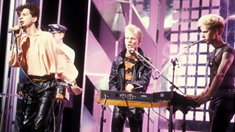 Top Of The Pops - 25/06/1981