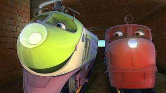 Chuggington - Series 1 - Koko And The Tunnel