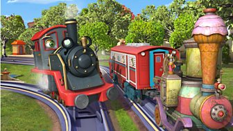 Chuggington - Series 1: 6. Hodge And The Magnet