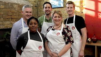 Masterchef - Series 12: Episode 1