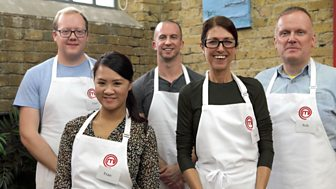 Masterchef - Series 12: Episode 4