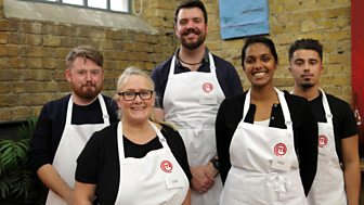 Masterchef - Series 12: Episode 5