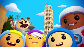 Go Jetters - 12. The Leaning Tower Of Pisa, Italy