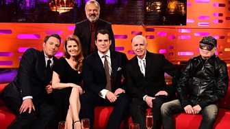 The Graham Norton Show - Series 19: Batman Extra