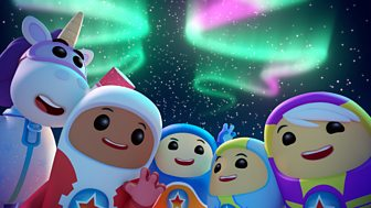 Go Jetters - 18. The Northern Lights, Finland