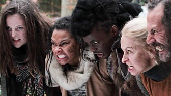 Wolfblood - Series 4: 9. Into The Wild