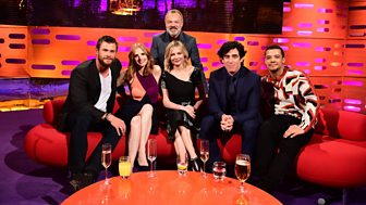 The Graham Norton Show - Series 19: Episode 2