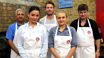 Masterchef - Series 12: Episode 10
