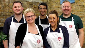 Masterchef - Series 12: Episode 11