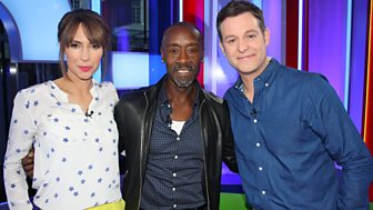 The One Show - 05/04/2016