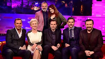 The Graham Norton Show - Series 19: Episode 3