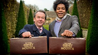 Put Your Money Where Your Mouth Is - Series 13: 9. Eric Knowles V Danny Sebastian - Foreign Antiques Market