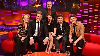 The Graham Norton Show - Series 19: Episode 4