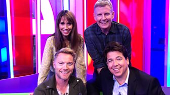 The One Show - 15/04/2016