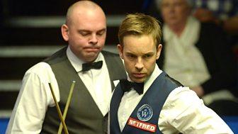 Snooker: World Championship - 2016: Saturday, 1st Round, Morning
