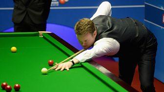 Snooker: World Championship - 2016: Sunday, 1st Round, Morning