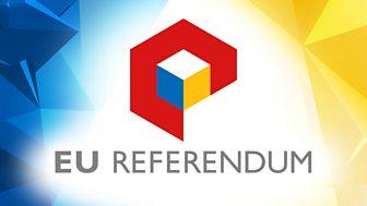 Bbc News Special - Eu Referendum