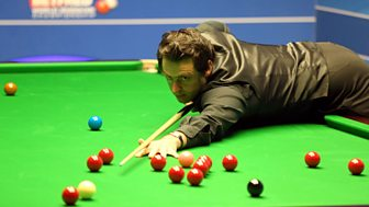 Snooker: World Championship - 2016: Monday, 1st Round, Morning