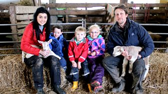 Down On The Farm - Series 2: 1. Lambs And Sowing The Seeds