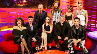 The Graham Norton Show - Series 19: Episode 5