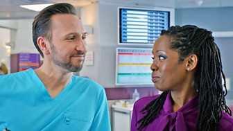 Holby City - Series 18: 30. The Coward's Way