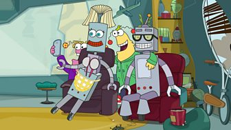 Zig And Zag - 6. Meet The Robo-parents