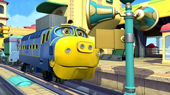 Chuggington - Series 1 - Action Brewster