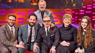 The Graham Norton Show - Series 19: Episode 6