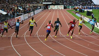 Athletics: Iaaf Diamond League - 2016: Monaco: Highlights