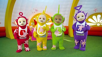 Teletubbies - Series 1: 31. Custard Chaos