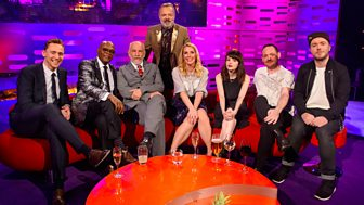 The Graham Norton Show - Series 19: Episode 7
