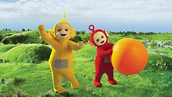 Teletubbies - Series 1: 36. Catch The Ball