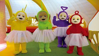 Teletubbies - Series 1: 40. Ballet