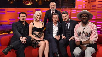 The Graham Norton Show - Series 19: Episode 8