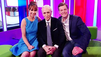 The One Show - 12/05/2016