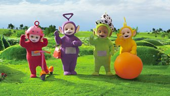 Teletubbies - Series 1: 44. Things