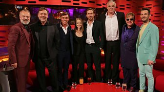 The Graham Norton Show - Series 19: Episode 9