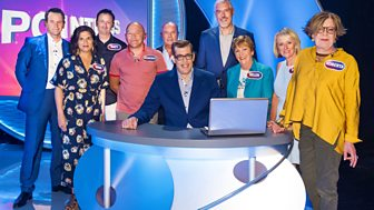 Pointless Celebrities - Series 9: 7. Law And Order