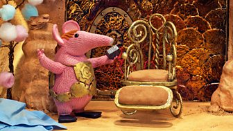 Clangers - 35. Chairs