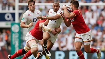 Rugby Union - 2015/2016: England V Wales Highlights